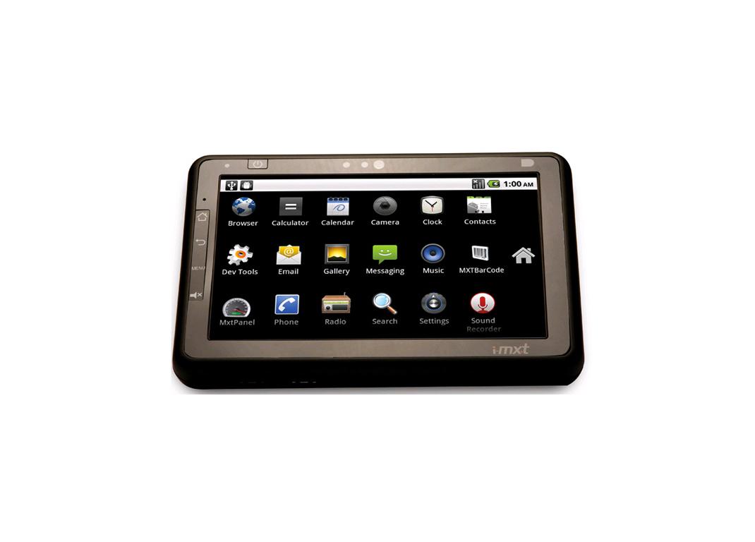 Brasil projeta seu primeiro Tablet