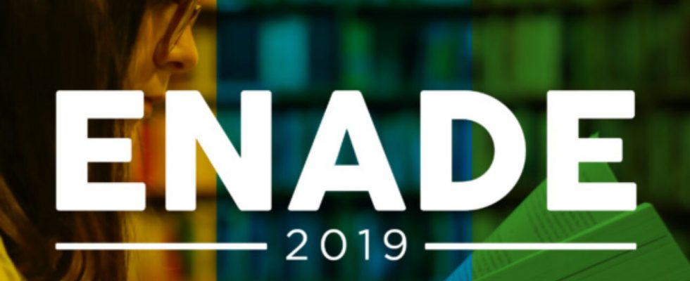 Enade 2019 Gabarito oficial edital